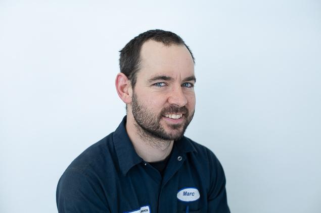 Marc McDougall : Technician