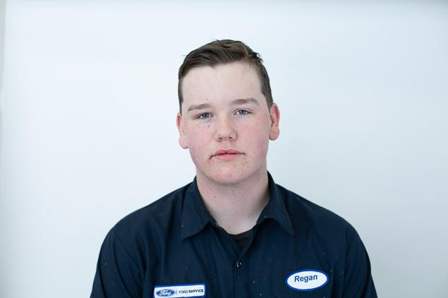 Regan McKeever : Co-op Student