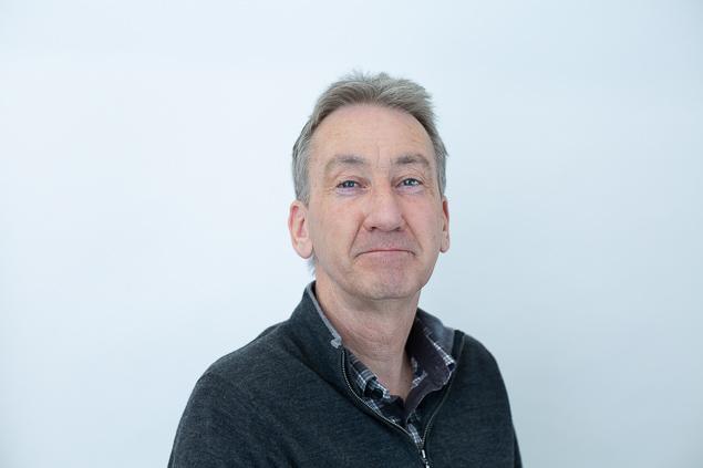 Rod Mathews : Sales Manager