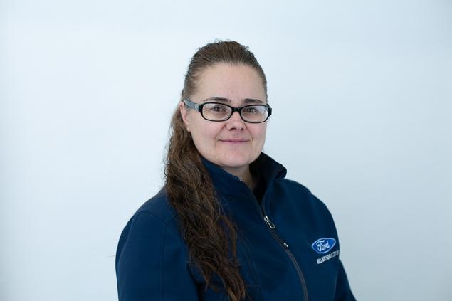 Tammy Morlock : Receptionist