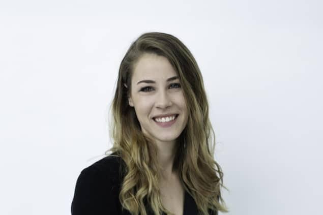 Chrissy Trudel : Web Management / Social Media Manager