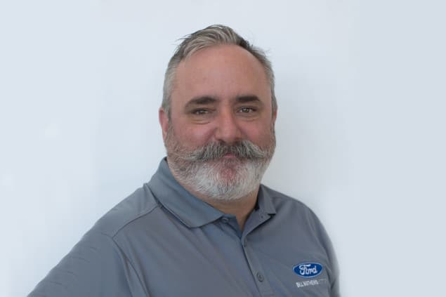 Drew McIntosh : Service Coordinator