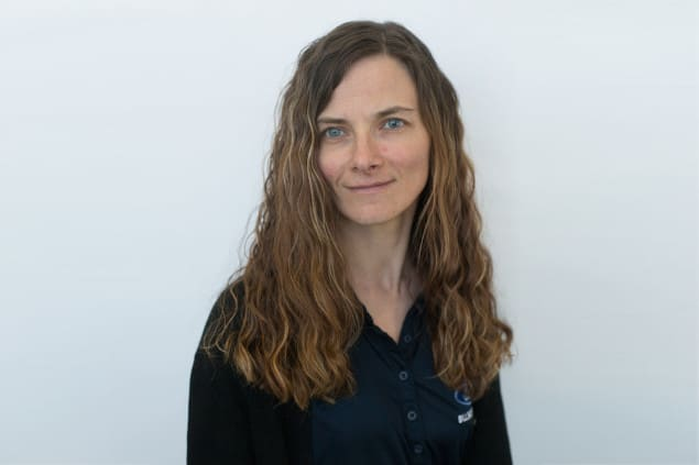 Kelly Osborne : Parts Clerk