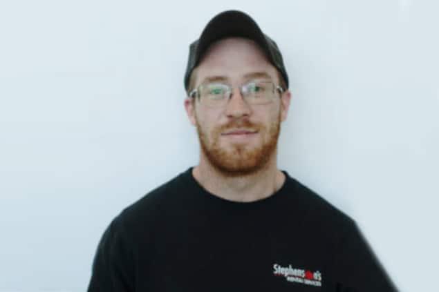 Scott Burton : Lube & Tire Technician